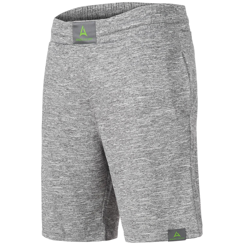 """Unisex Workout Short """"SQUAD"""" grey"""