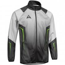 Men's HERO Team Jacket grey/green