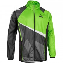 Men's SKELETON Team Jacket grey/green