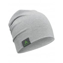"Cotton Beanie ""SLOUCH"" grey"