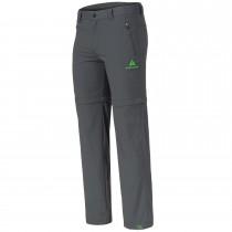 """Men's Zip-Off Pants """"HIKE"""" grey"""