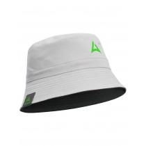 "Reversible Bucket Hat ""BRAINBUCKET"" black/grey"