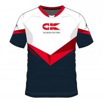 DK BOW-FACTORY Team Jersey Short Sleeve