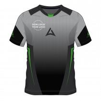 Dein Logo - Team Jersey Short Sleeve HERO
