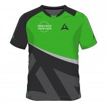 Dein Logo - Team Jersey Short Sleeve SKELETON