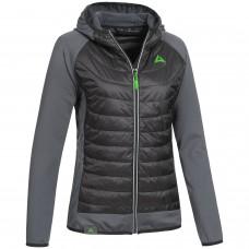 "Ladie's Ultralight Jacket ""KOLIBRI"" grey"