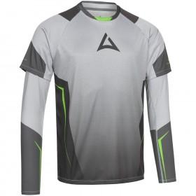 """Men's """"HERO"""" Team Jersey Bundle grey/green"""