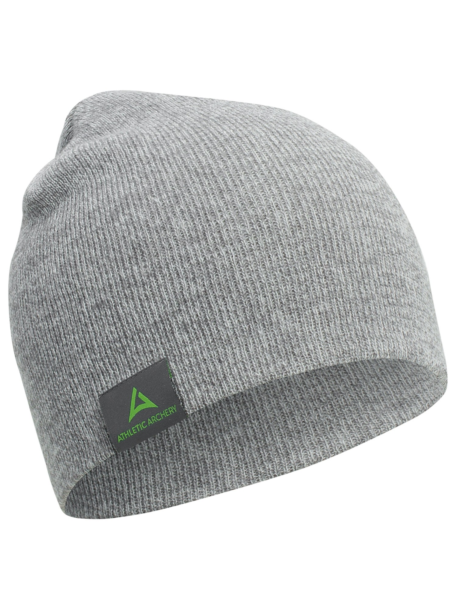 "Short Beanie ""RAZORBACK"" heather"