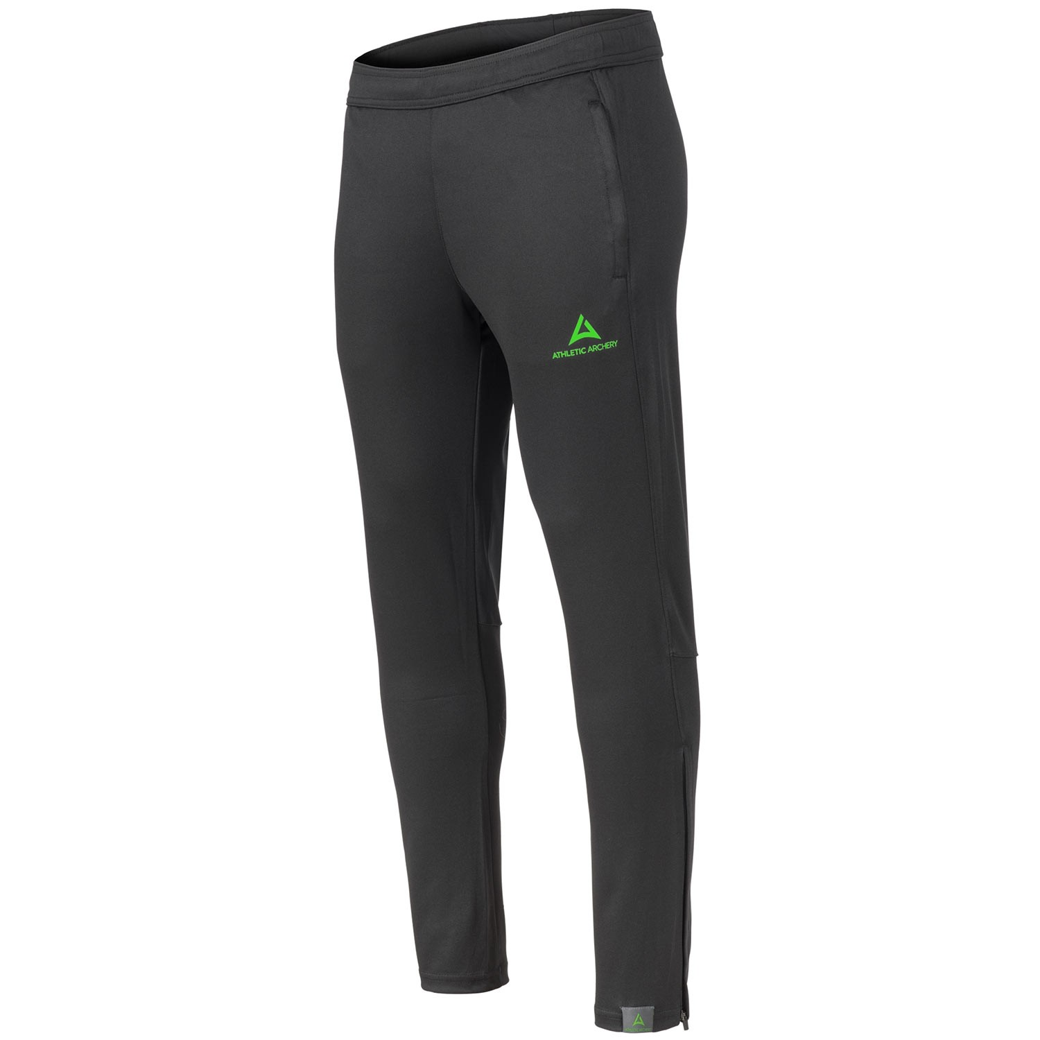 "Men's Workout Pants ""BACKSPIN"" black"