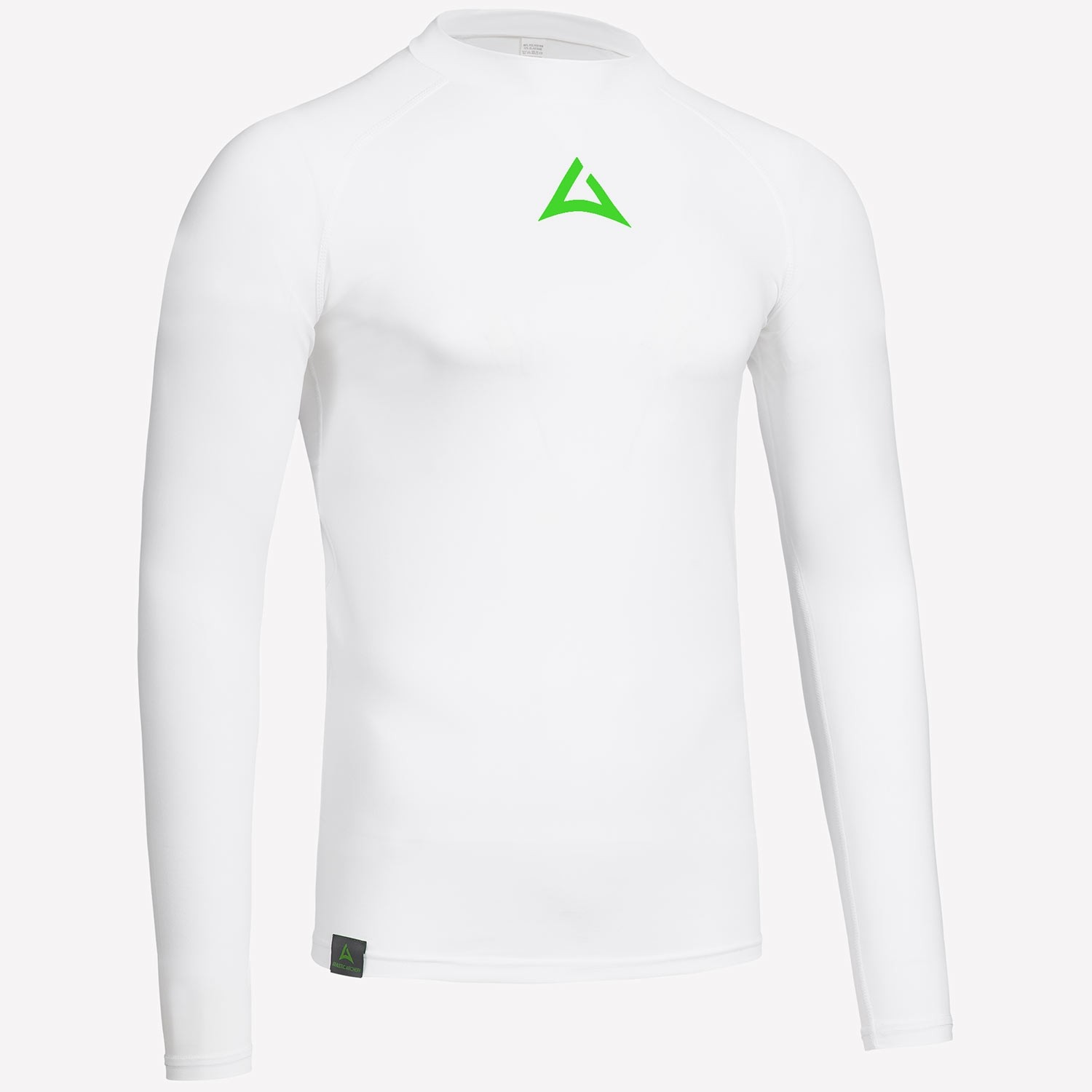 "Unisex Baselayer Shirt ""TARGET"" white"