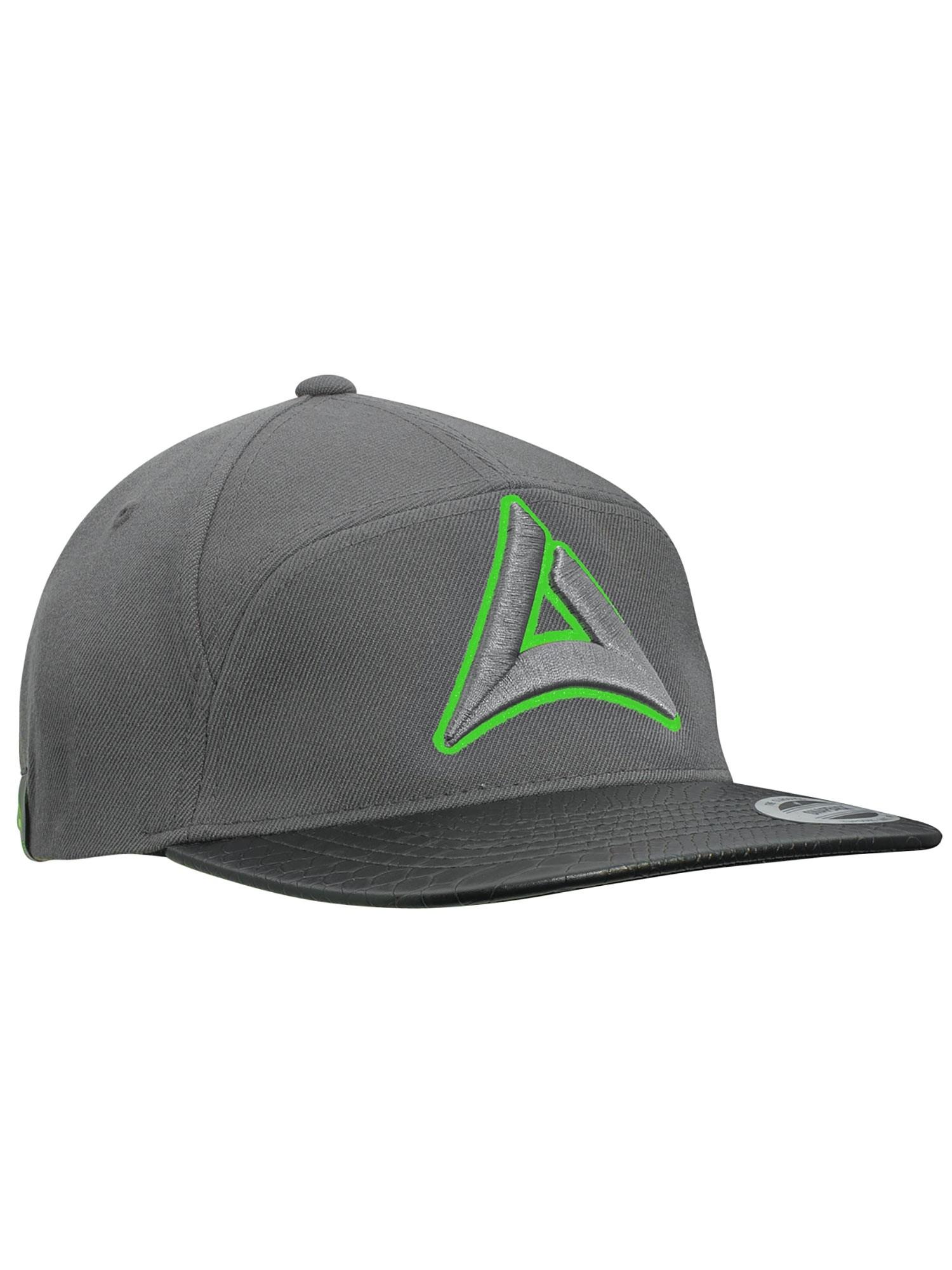"Snapback Base Cap ""ARCUS"" black/grey"