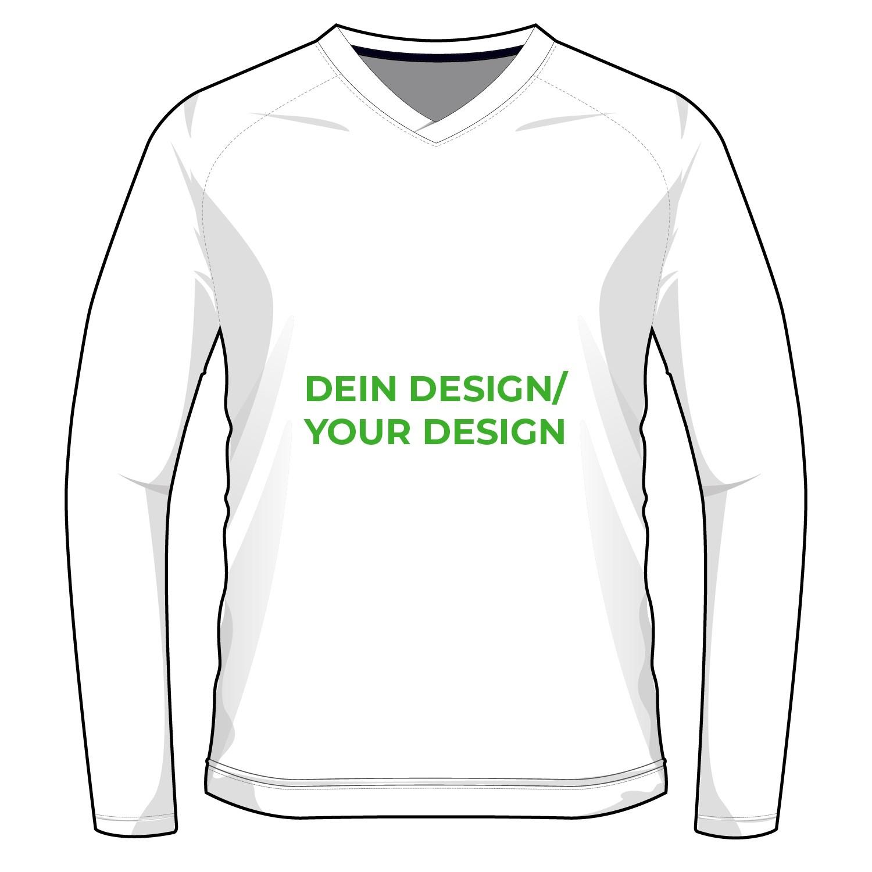Your Design - Team Baselayer Long Sleeve