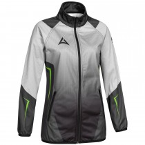 Ladies HERO Team Jacket grey/green