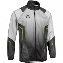 Men's HERO Team Jacket grey/green