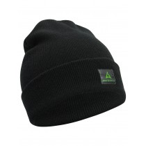 "Long Beanie ""FALCONCREST"" black"