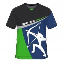 BSC Oberhausen Liga-Team Jersey Short Sleeve