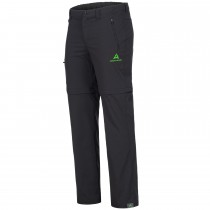 "Men's Zip-Off Pants ""HIKE"" black"