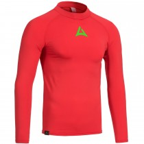 "Unisex Baselayer Shirt ""TARGET"" red"