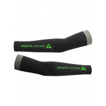 "Compression Arm Sleeves ""WRESTLER"" black"