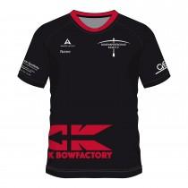 Bogensportschule Saar Team Jersey Short Sleeve