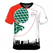 BSC Augsburg Team Jersey Short Sleeve