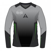 Your Logo - Team Baselayer HERO Long Sleeve