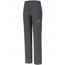 "Ladie's Zip-Off Pants ""HIKE"" grey"